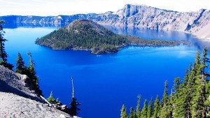 Crater Lake, Oregon, Lake, Deepest Lake, SUP, Paddleboard