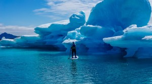 Alaska, Glacier, Ice, Winter, Adventure, SUP, Paddleboard