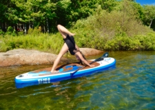 Amazing SUP Yoga Flow You've Got to Try!