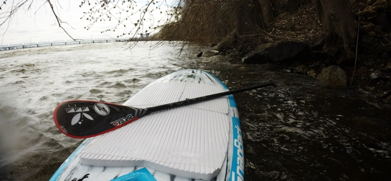 Introducing our River SUP Surfer, the Tuga SnapBack!